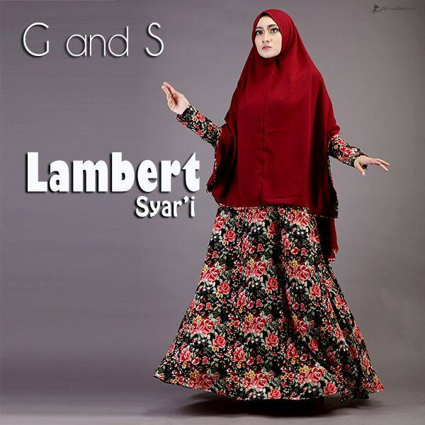 LAMBERT by GS MAROON