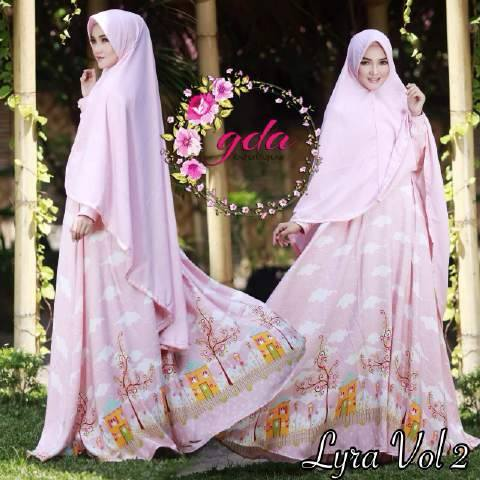 LYRA SYAR'IE vol2 by GDA BOUTIQUE C.PINK