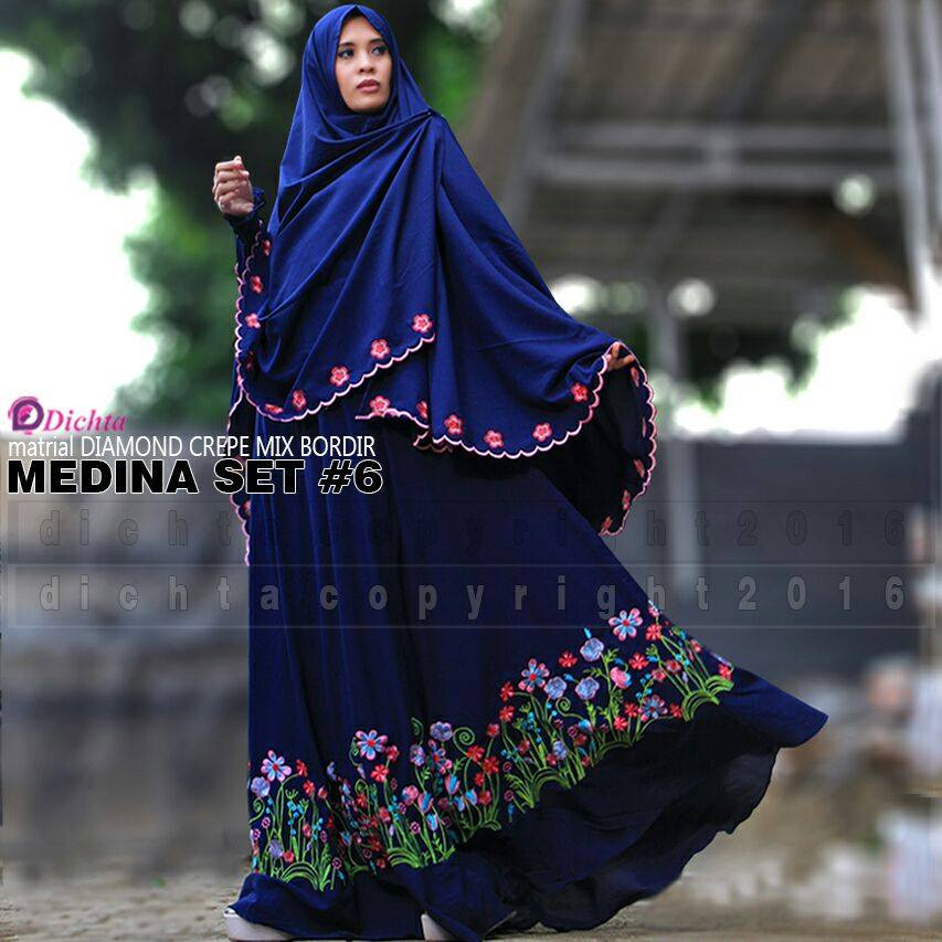 MEDINA SET by DICHTA NAVY