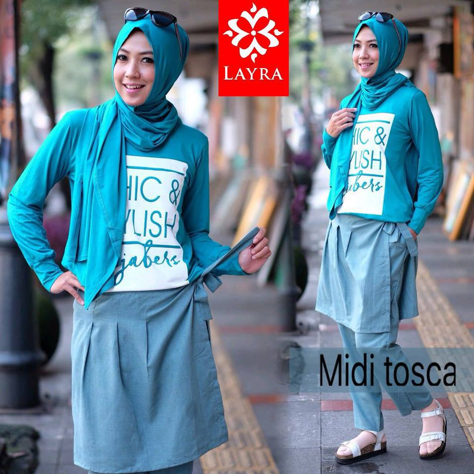 MIDI CHIC by LAYRA TOSCA