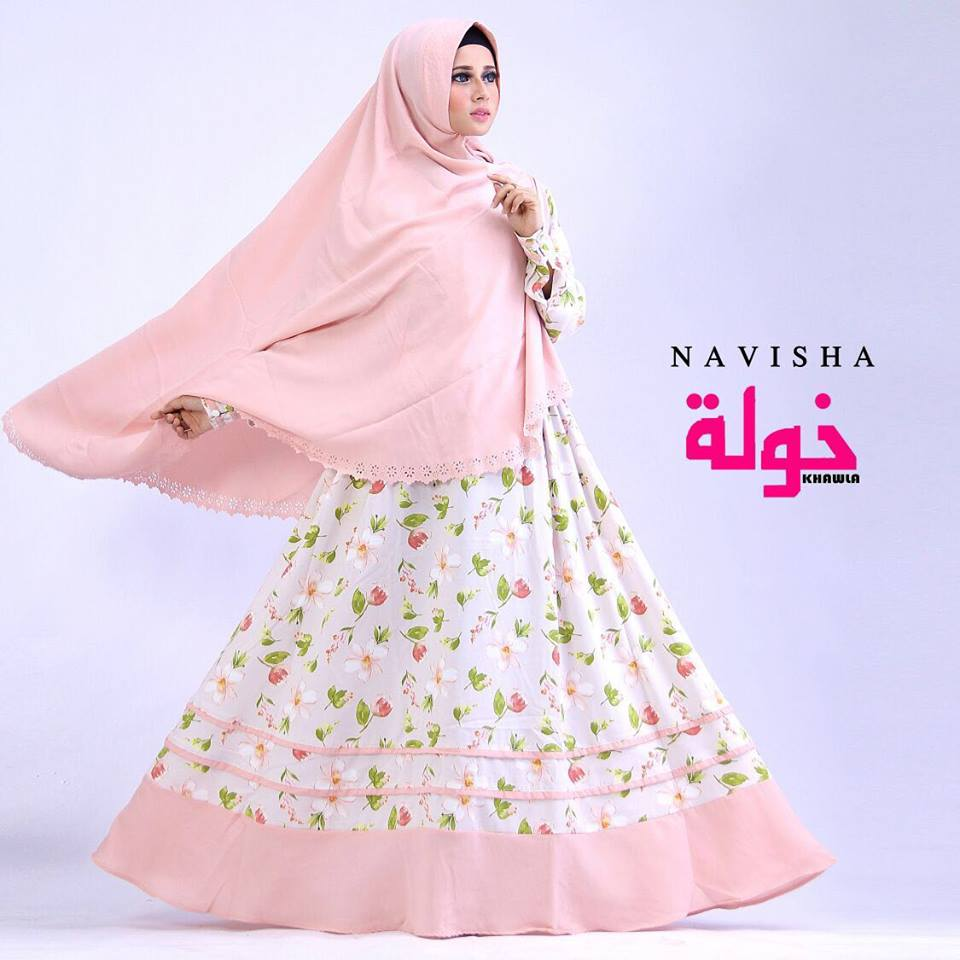 NAVISHA by KHAWLA PEACH
