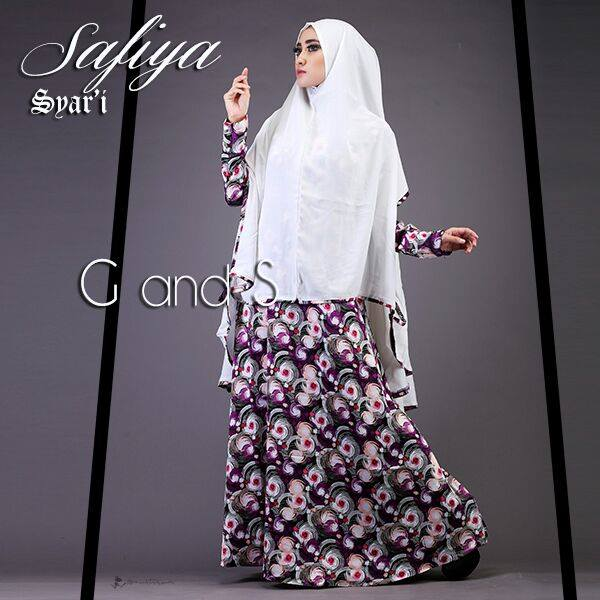 SAFIYA by GS PUTIH
