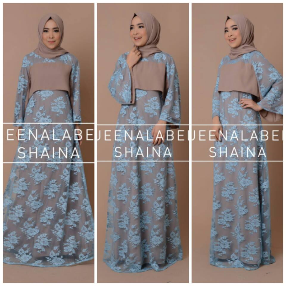 SHAINA by QUEENALABELS COKLAT