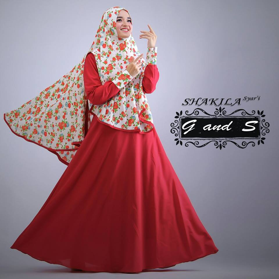 SHAKILA by GS MERAH