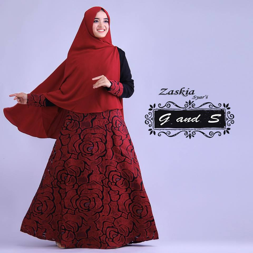ZAZKIA by GS MERAH