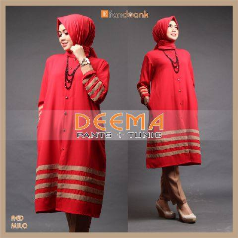 DEMA by EFANDOANK RED MILO
