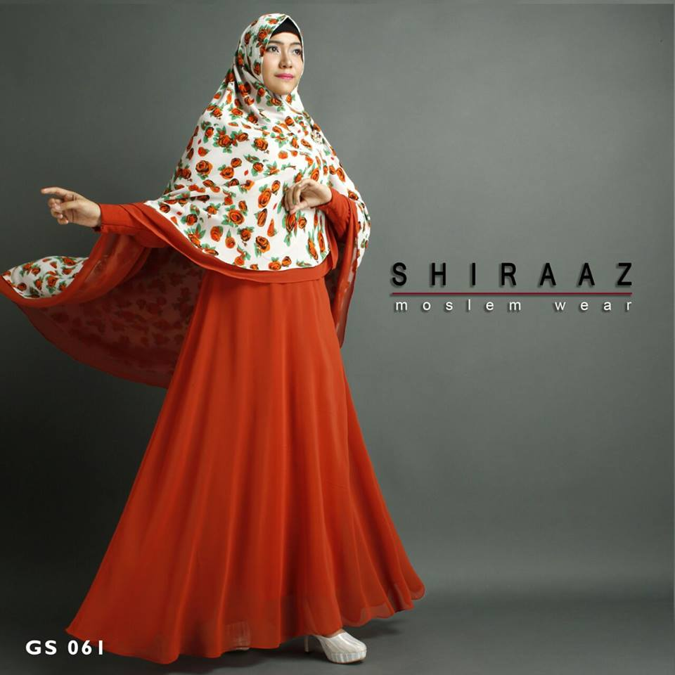 GS 061 by SHIRAAZ ORANGE