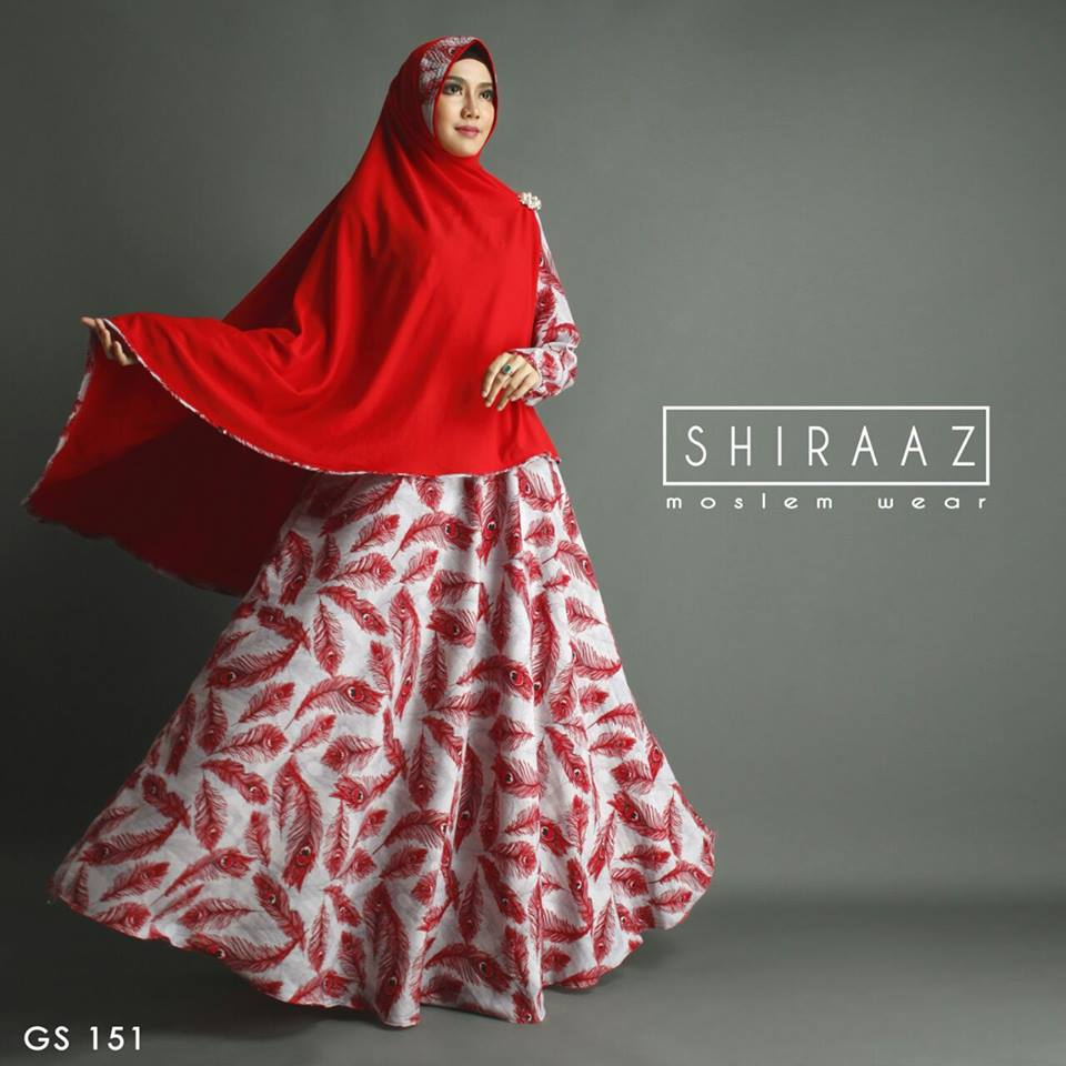 GS 151 by SHIRAAZ MERAH