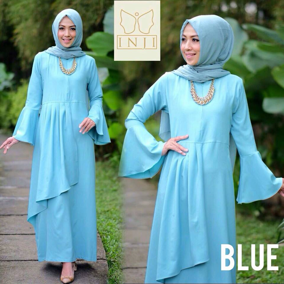 KIRANA DRESS by INJI TOSCA