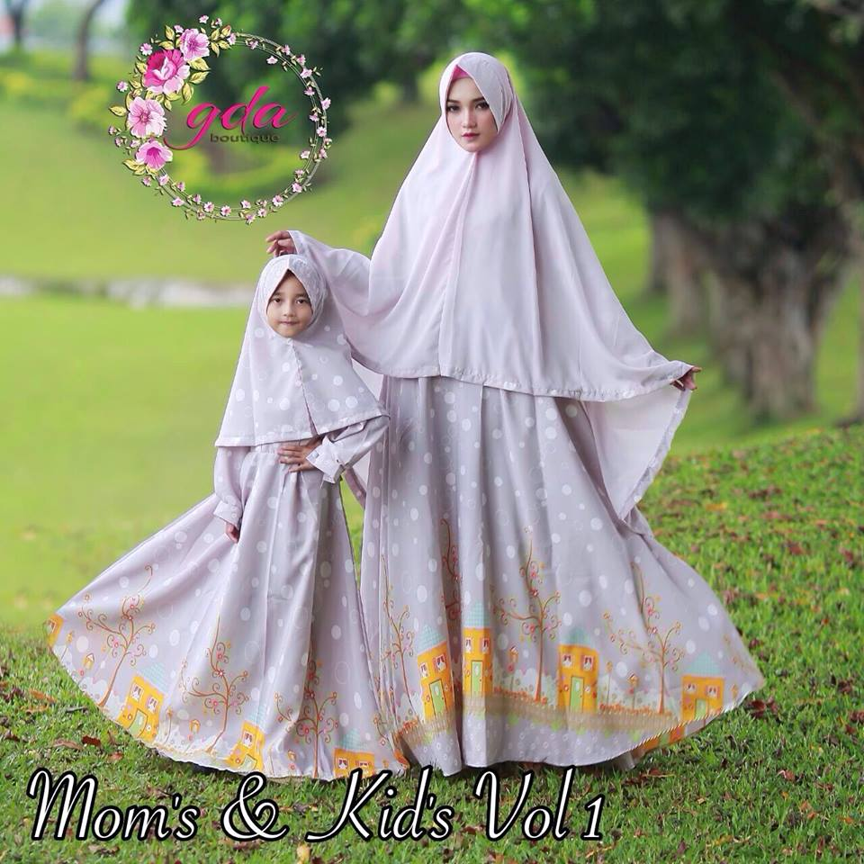 LYRA MOM'S n KID'S by GDA BOUTIQUE MOCCA