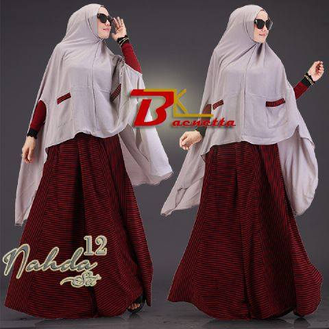 Nahda vol 12 by Baeneta Maroon