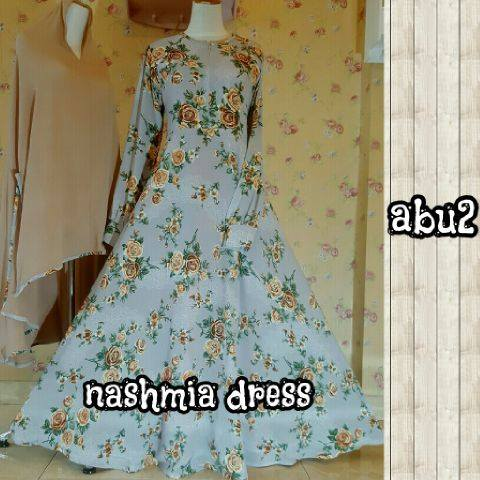 Nashmia dress Abu
