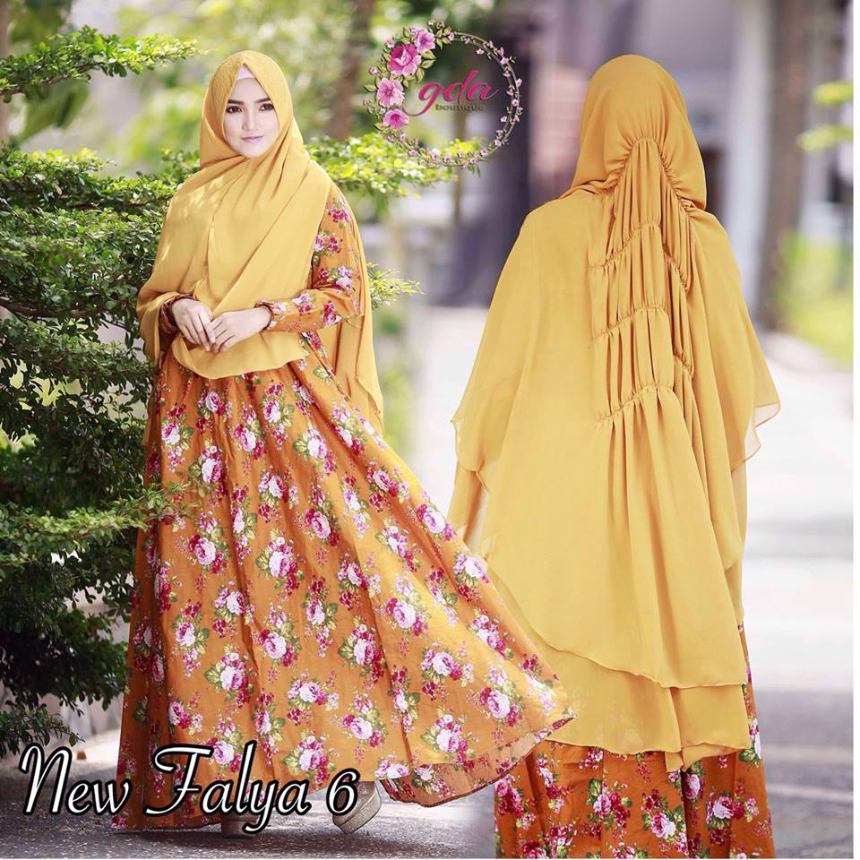 New Falya 6 by GDA Boutique A.KUNING