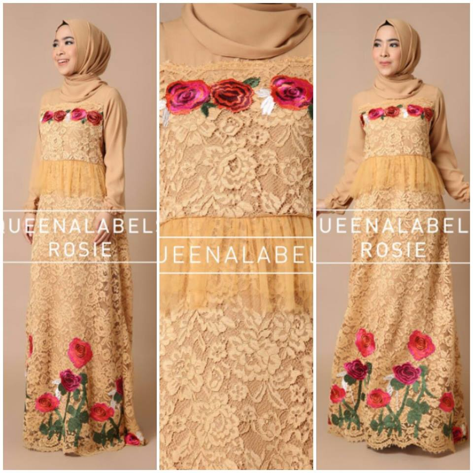 New Rosie by Queenalabels Kuning