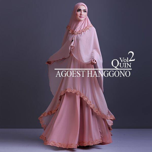 QUIN VOL.2 by AGOEST HANGGONO PINK