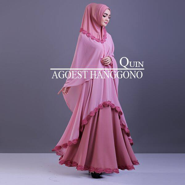 QUIN by AGOEST HANGGONO PINK