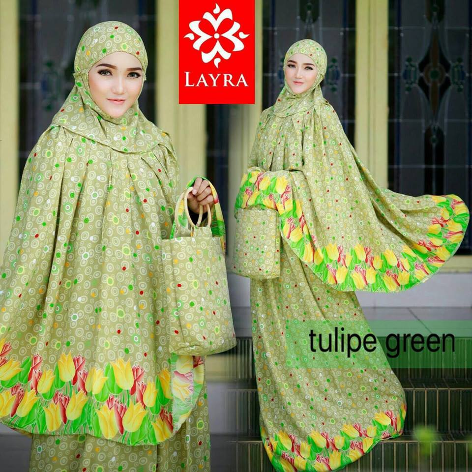 Tulipe prayer set by Layra Green