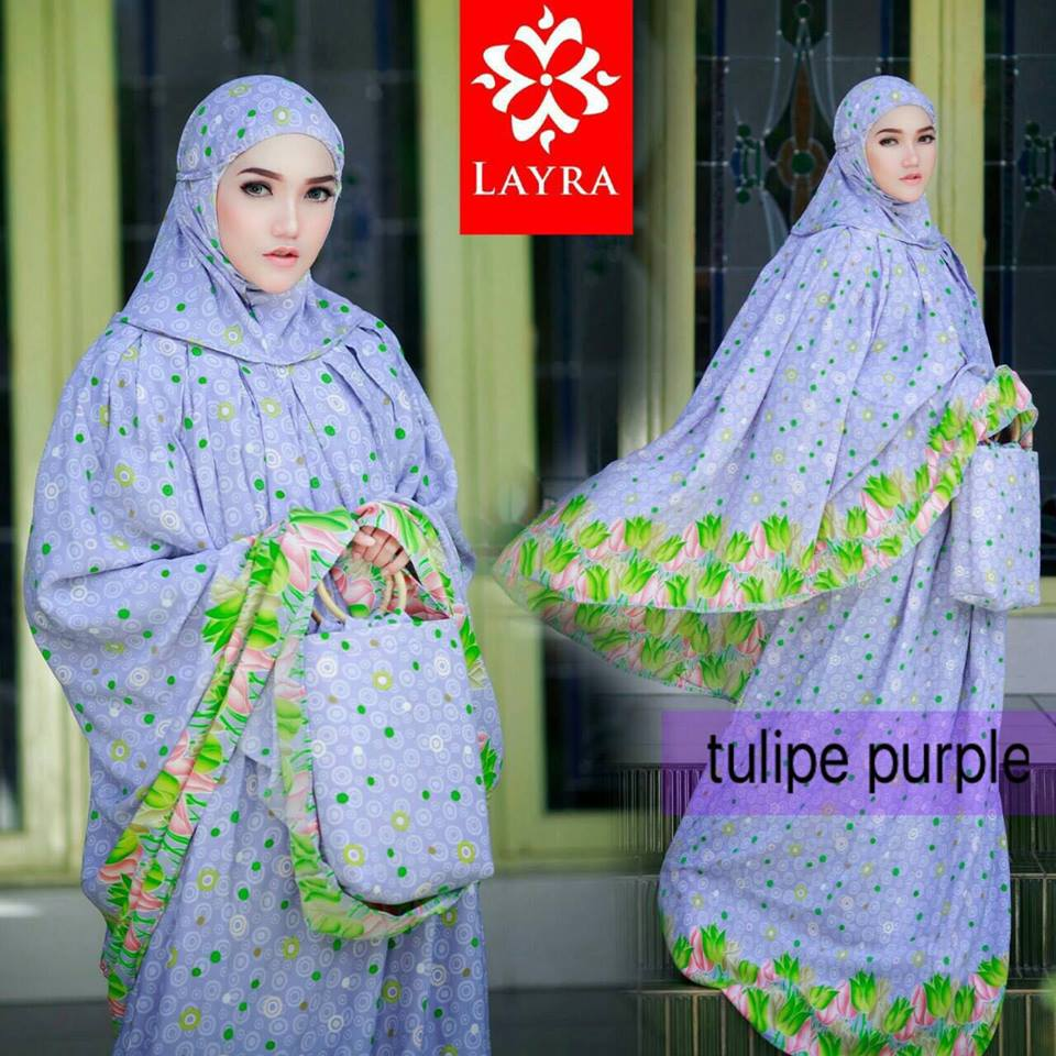 Tulipe prayer set by Layra Puple