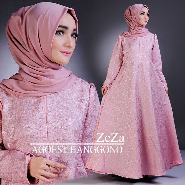 ZEZA by AGOEST HANGGONO PEACH