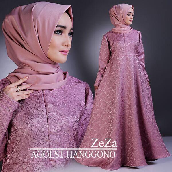 ZEZA by AGOEST HANGGONO PINK