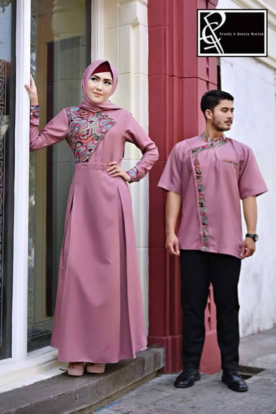 AMBOS COUPLE DUSTY PINK