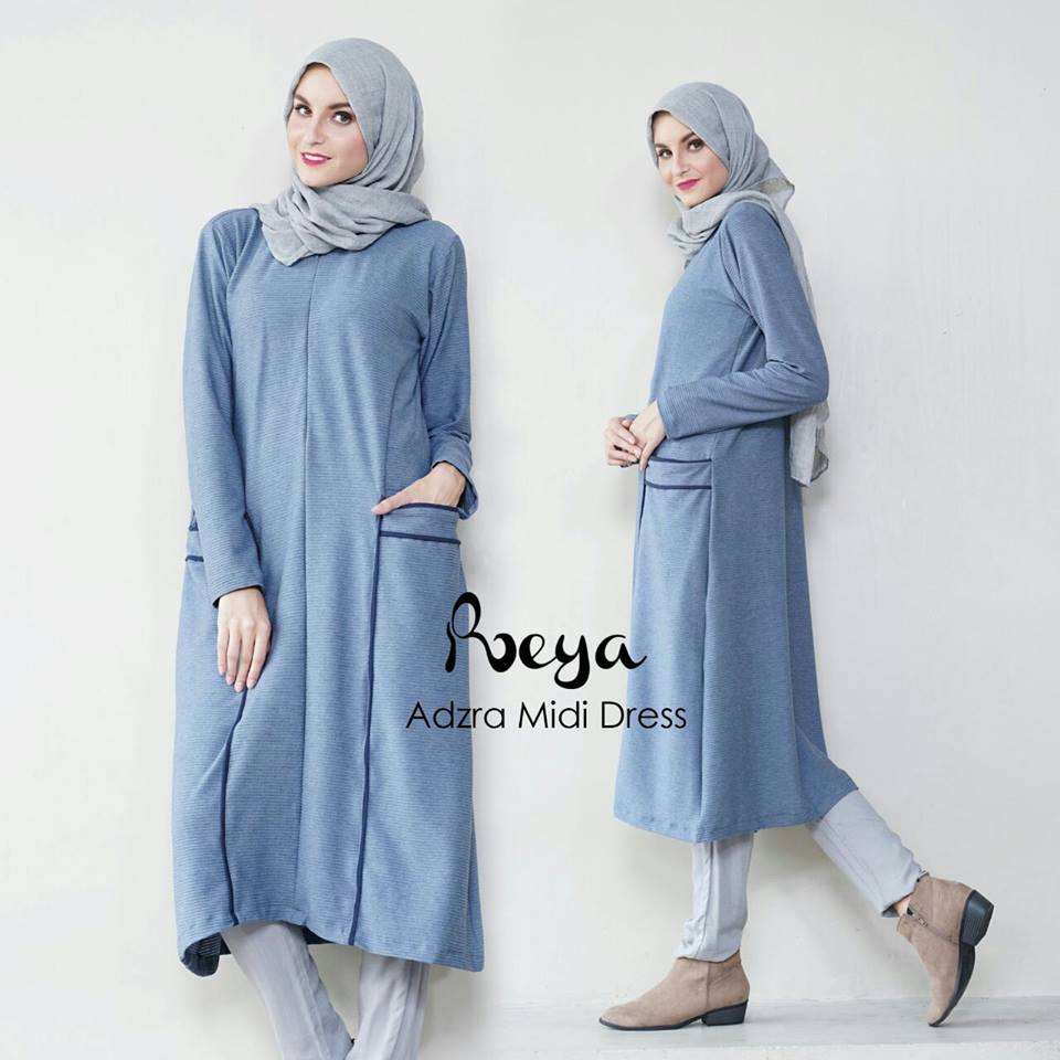 Adzra Midi Dress