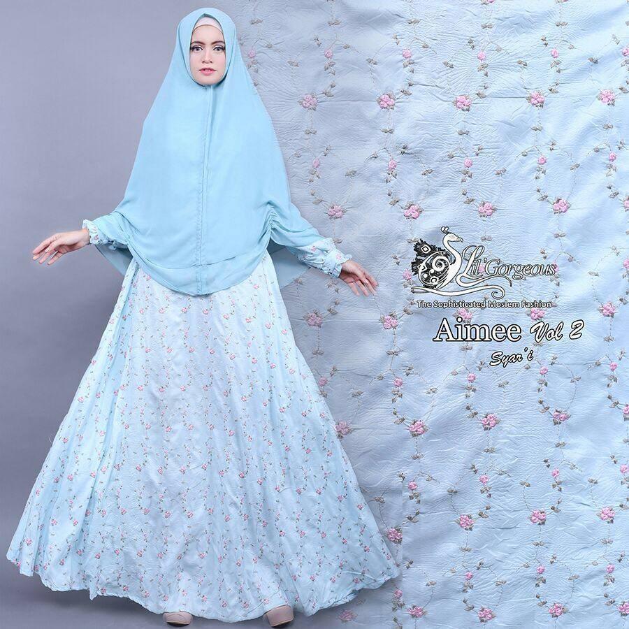 Aimee Syari vol 2 by Lil Gorgeous biru