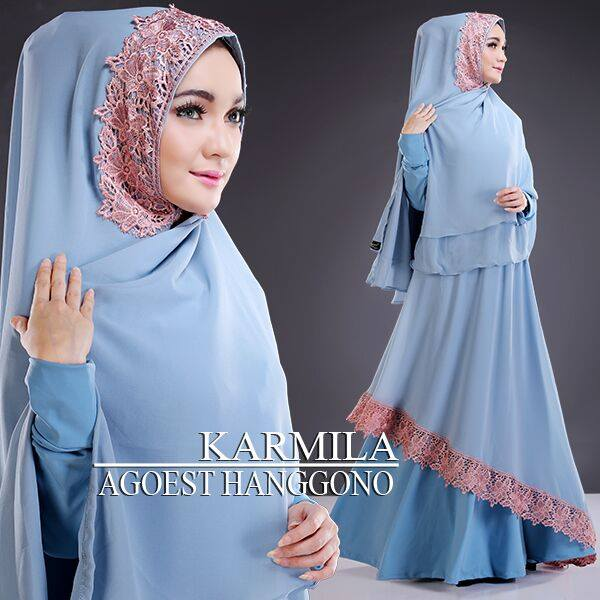 KARMILA by AGOEST HANGGONO Tosca