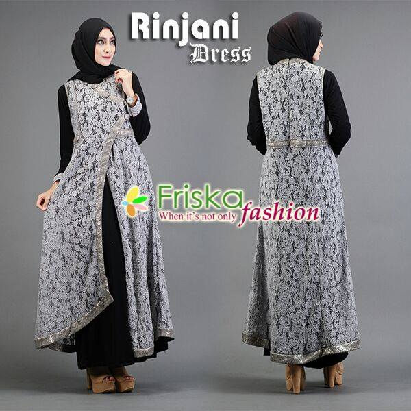 Rinjani dress by Friska abu