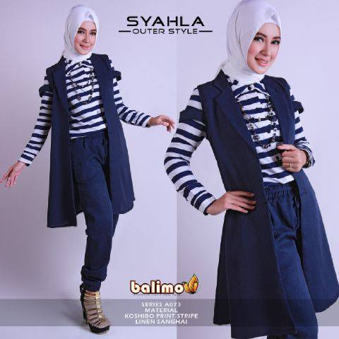 SYAHLA by BALIMO NAVY