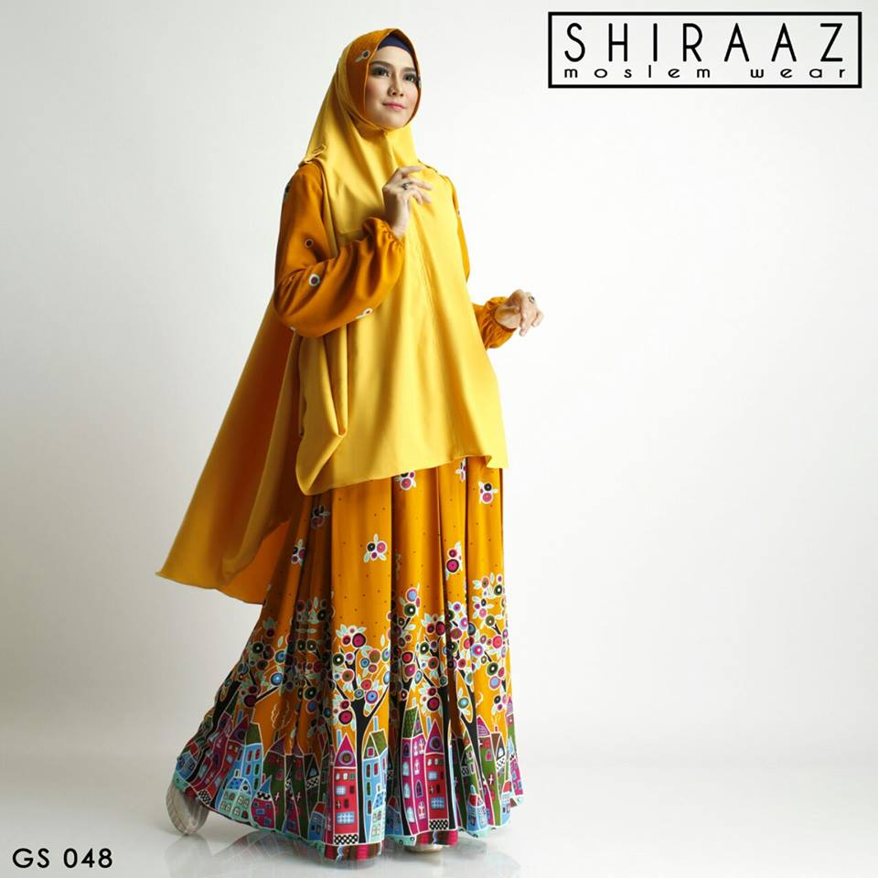 GS 048 KUNING by Shiraaz