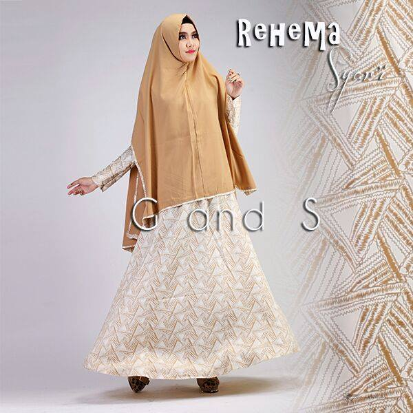 REHEMA SYARIE by GS CREAM