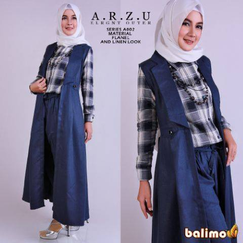 ARZU Navy by BALIMO