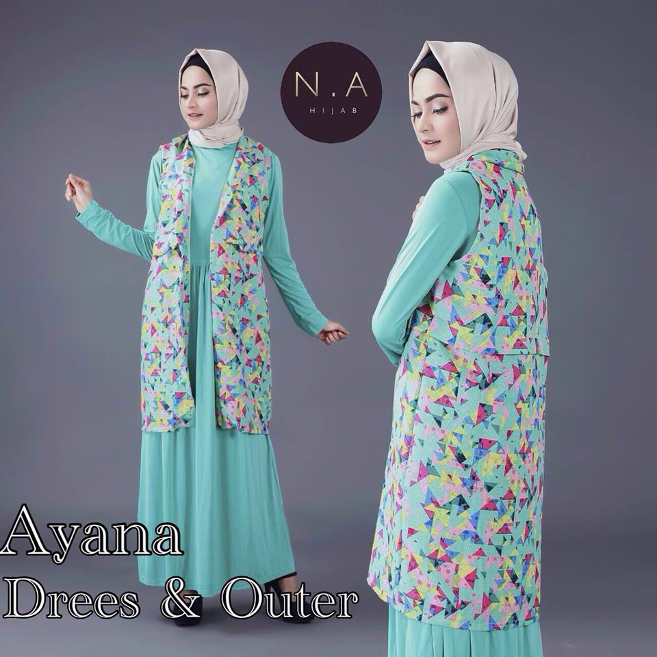 AYANA By N•A HIJAB MINT