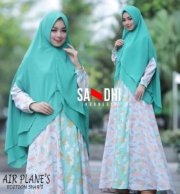 Air Plane By Sandhi Indonesia tosca