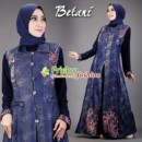 Betani dress by friska  navy