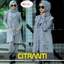 CITRANTI BLACK - GREY by KHAZANA Btari