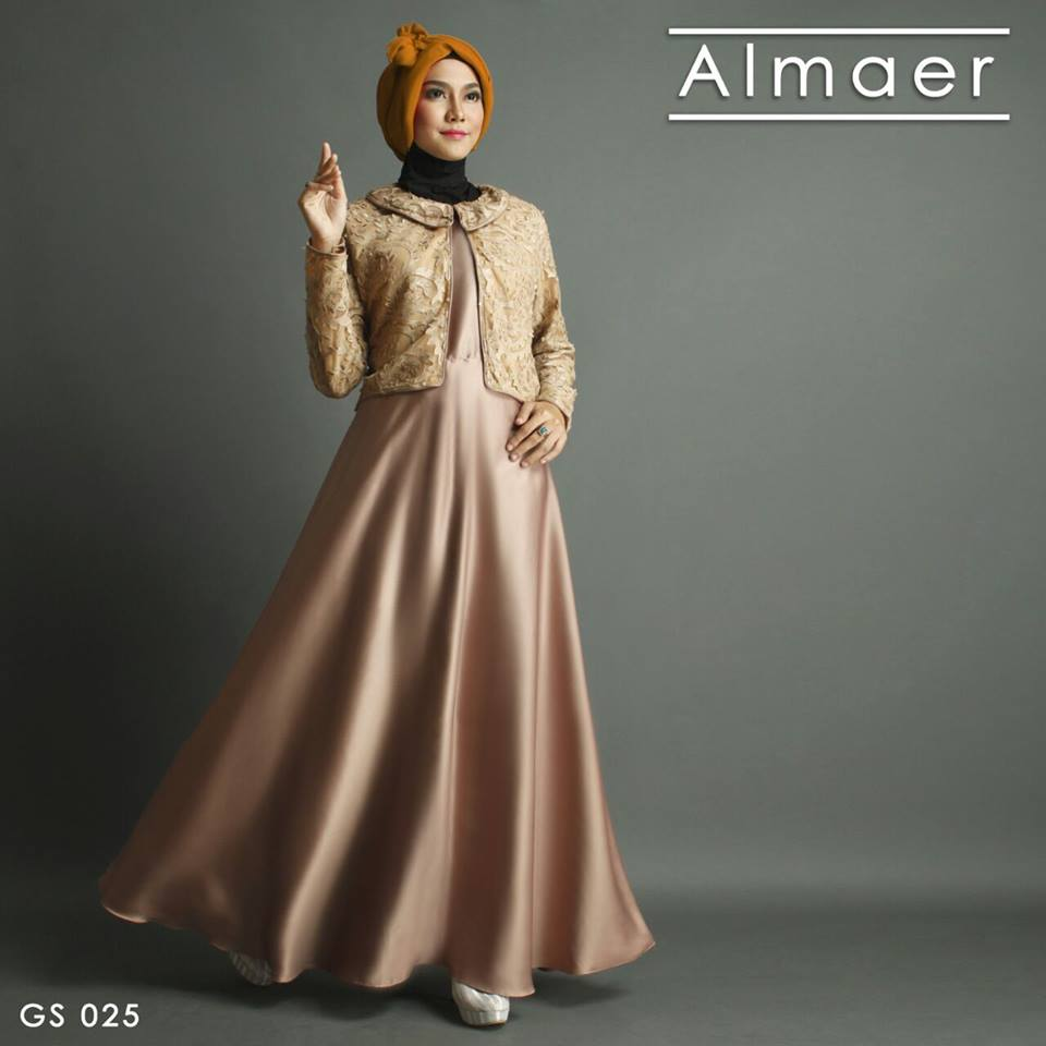 GS 025 Almaer Coklat by Shiraaz 1