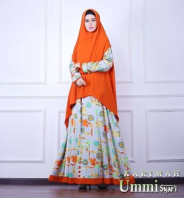 KARIMAH Orange by UMMI