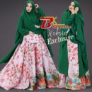 KOKORA EXCLUSIVE Hijau by BAENETA