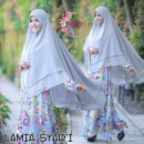 Lamia syar'i C. ABU by GDA BOUTIQUE