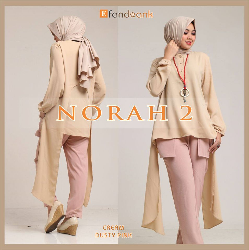 NORAH SET II CREAM DUSTY PINK