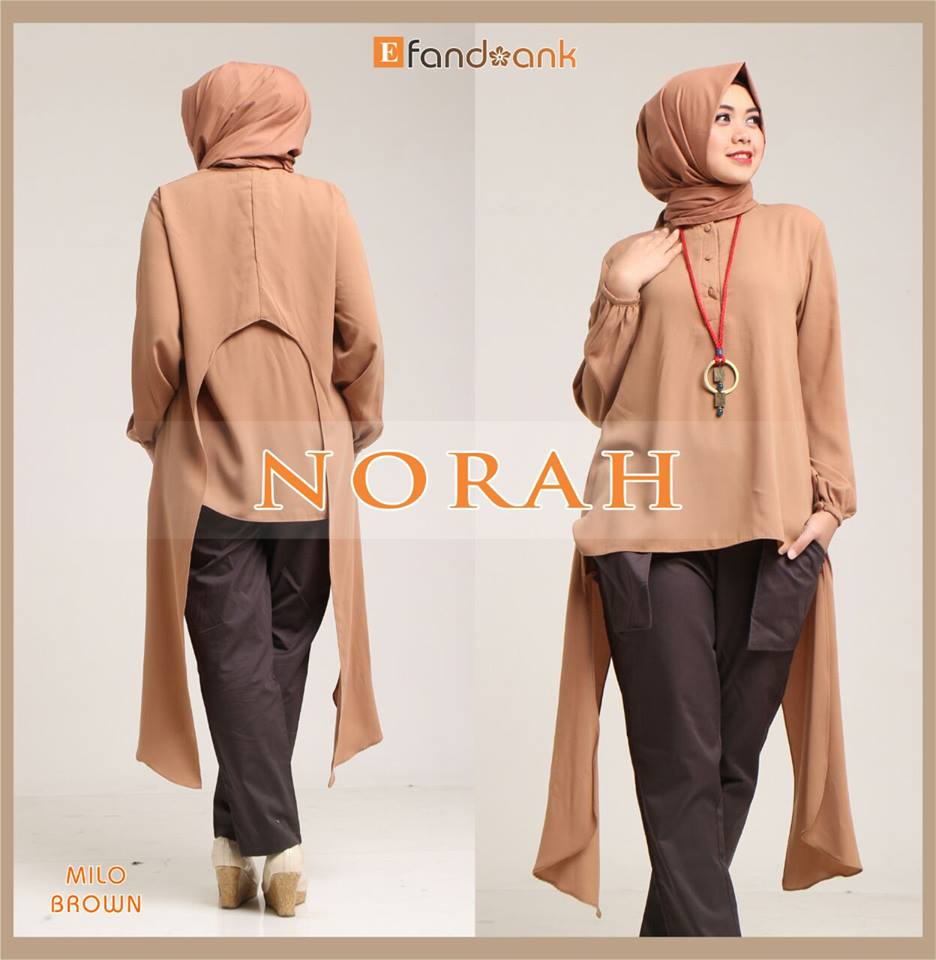 NORAH SET MILO BROWN