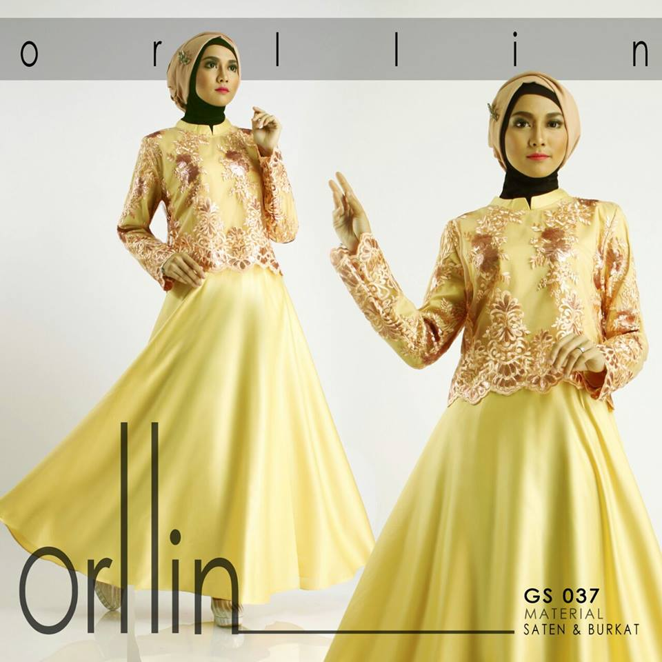 ORLIN kuning by SHIRAAZ
