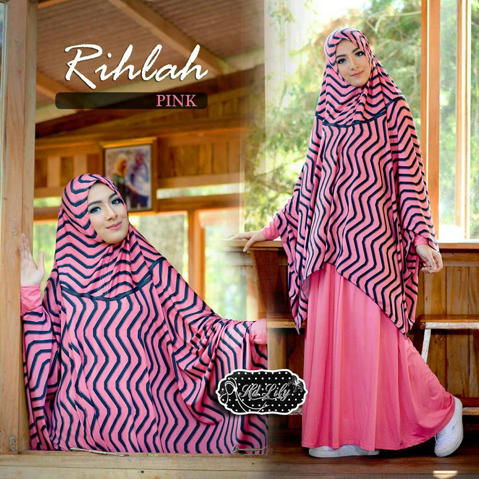 RIHLAH  Pink by H.D.LILY