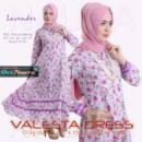 VALESTA DRESS by ORI NAURA LAVENDER