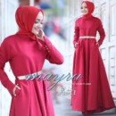 asti-dress-merah-by-mayra
