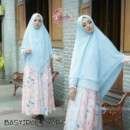 Basyirah Syarie By Gda Boutique biru