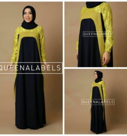 MALULA by QUEENALABELS hitam
