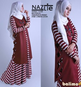 NAZLIE MAROON by BALIMO
